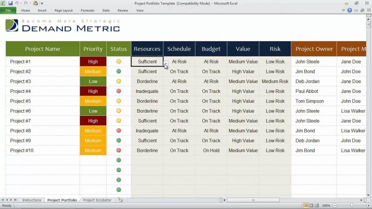editable project portfolio template project portfolio report template example
