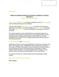 free 46 press release format templates examples & samples official press release template sample