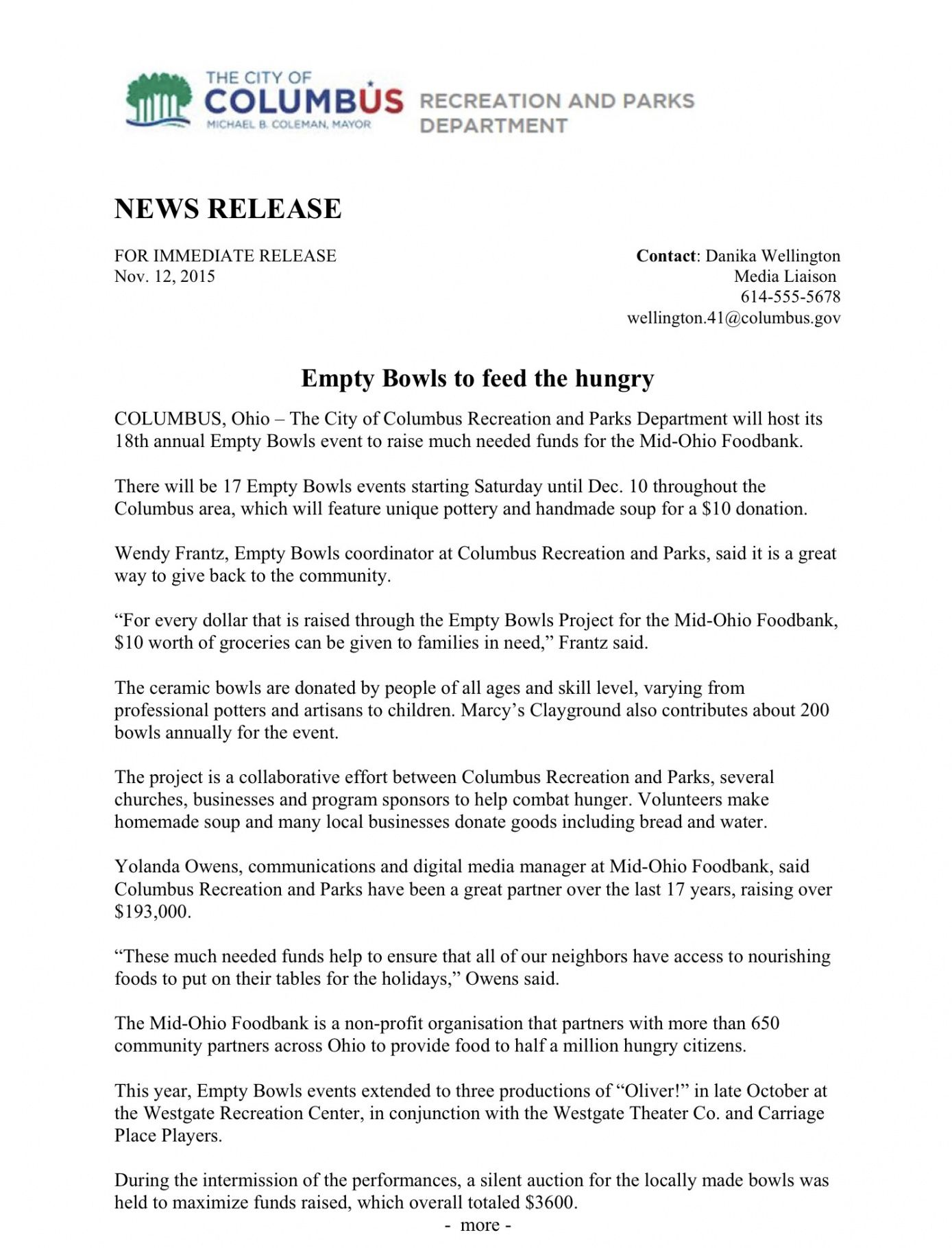 free press release structure and format  writing for strategic official press release template pdf