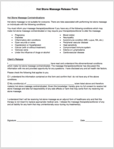 sample free forms  my massage world massage therapy progress report template example