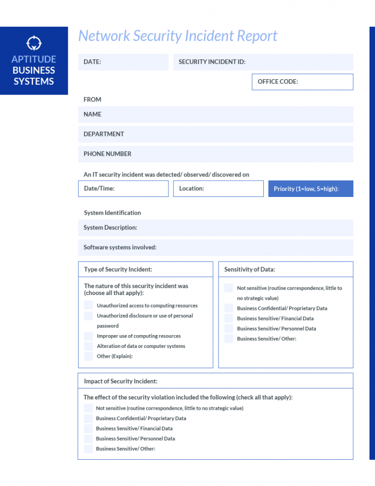 sample how to write an effective incident report  templates care home incident report template excel