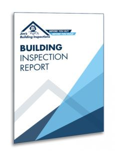 sample reports  jim's building inspections building inspection report template