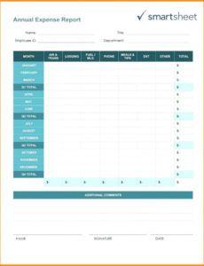spreadsheet best household expense report template free personal monthly expense report template doc