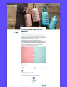 13 free press release templates for any occasion download photography press release template example