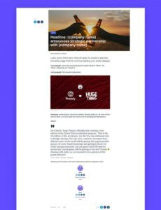 editable 13 free press release templates for any occasion download photography press release template doc