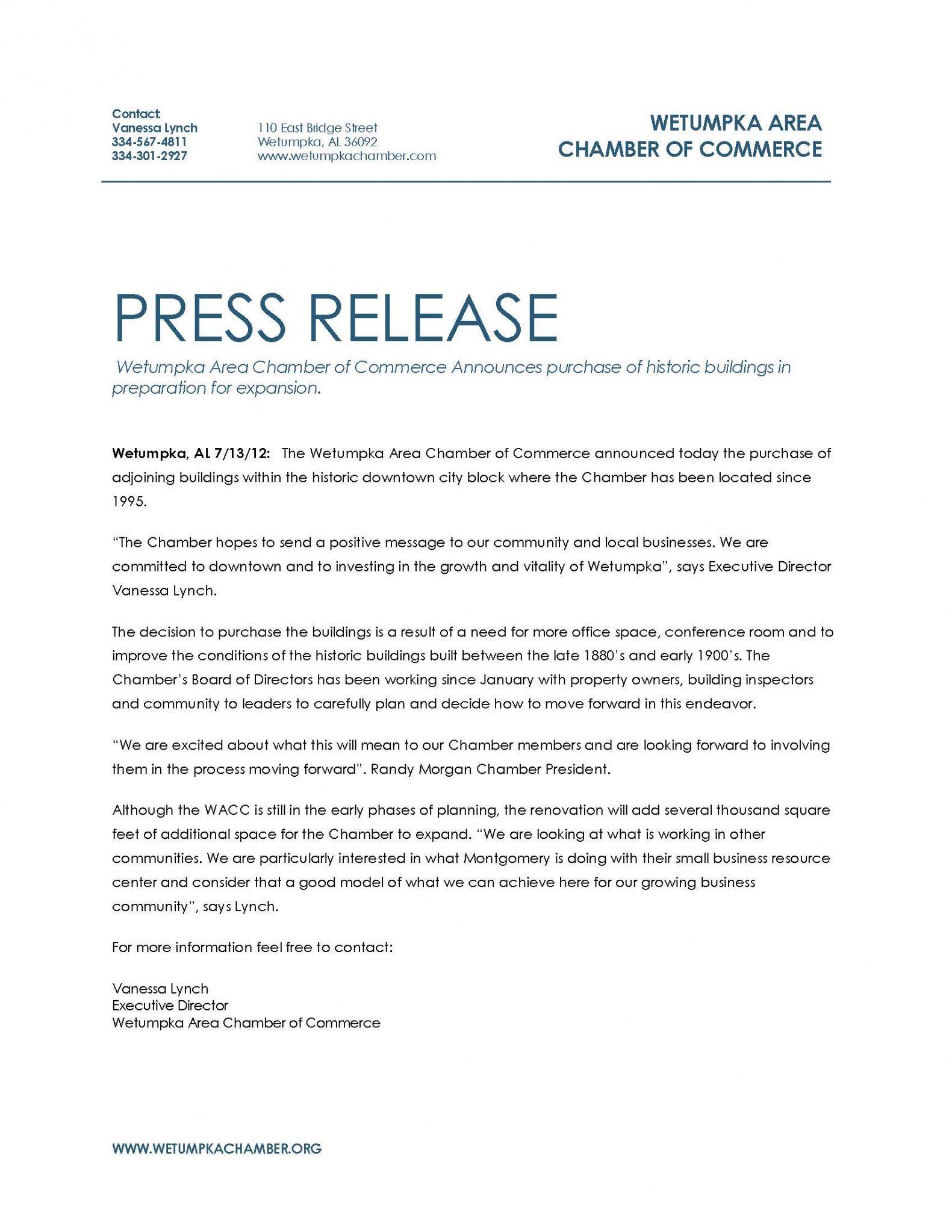 press release template doc  europetripsleepco new board member press release template doc