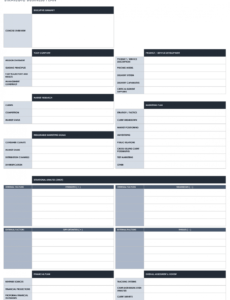 printable free strategic planning templates  smartsheet strategic plan progress report template excel