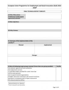 50 professional technical report examples format samples field service report template