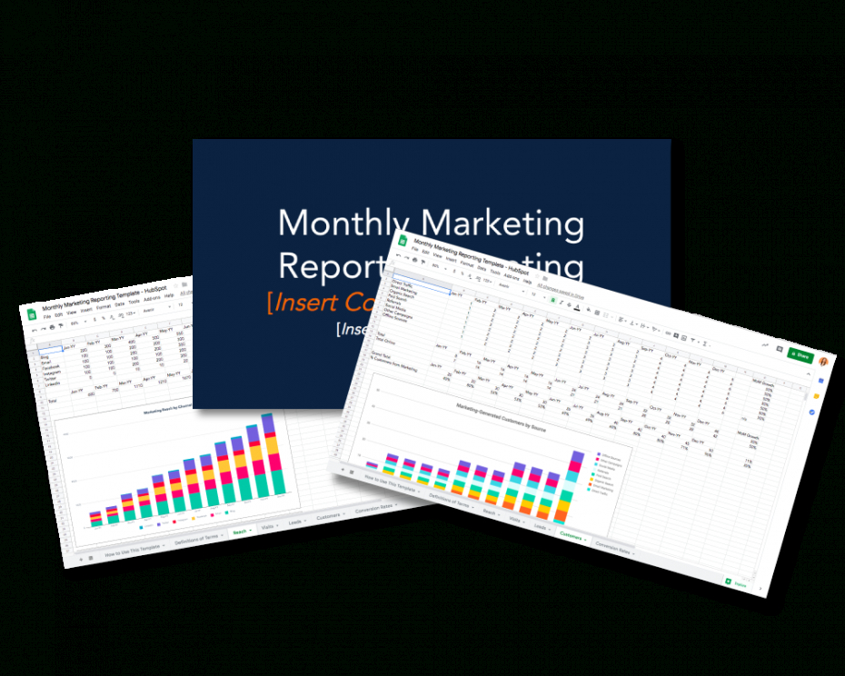 editable monthly marketing reporting templates  free download monthly marketing report template pdf