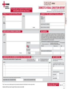printable electrical inspection report template  fill online electrical inspection report template pdf