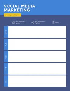 printable how to write an effective weekly report plus templates employee weekly report template pdf