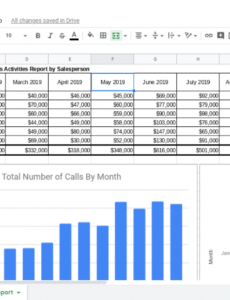 printable sales reports the ultimate guide  free template sales activity report template excel
