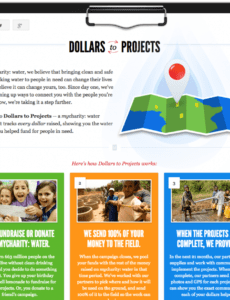 project completion reporting a perfect example of donor stewardship report template sample