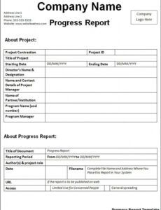 Best Police Incident Report Template  Sample