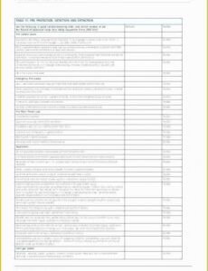 Best Residential Inspection Report Template  Example