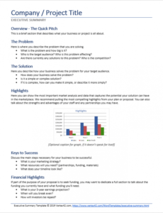 Best Ceo Annual Report Template Word Sample
