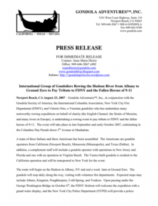 Free Partnership Press Release Template Word