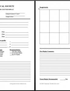 Editable Property Condition Report Template Word Sample