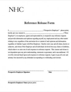 Costum Employee Photo Release Form Template Doc Example