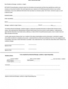 Employment Verification Release Form Template Excel